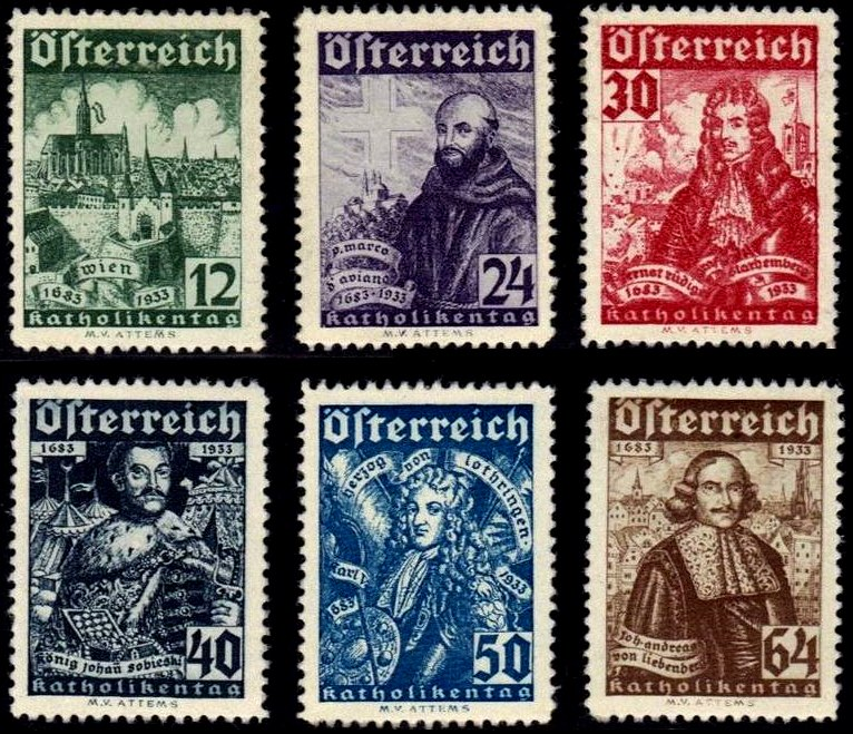 Austria Stamp Yvert 431 36
